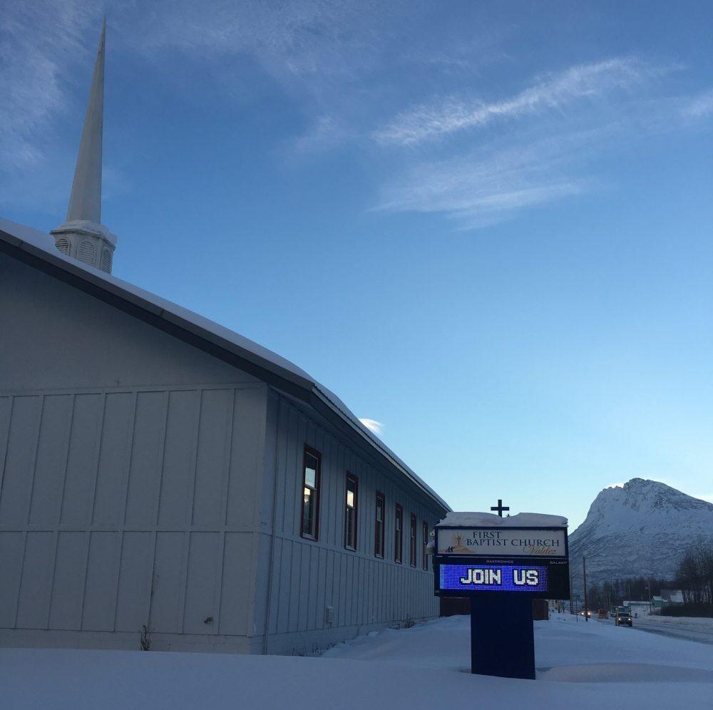 First Baptist Church – Valdez, Alaska
